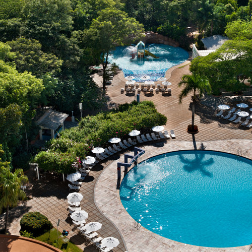 Hotel Bourbon Convention & Spa Resort